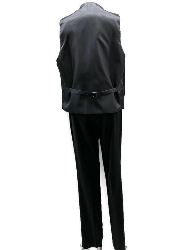 M.3437 / BLACK-TUXEDO / Suit PC SLIM FIT MEN'S SUIT