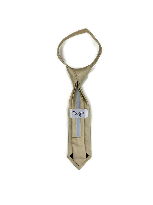 * TIES / TAN / Adjustable Ties