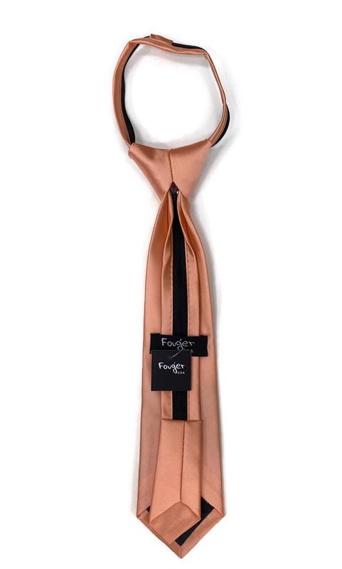 * TIES / PEACH / Adjustable Ties
