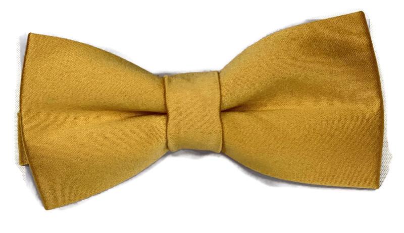 * BOW TIE / DARK GOLD / Bow Tie