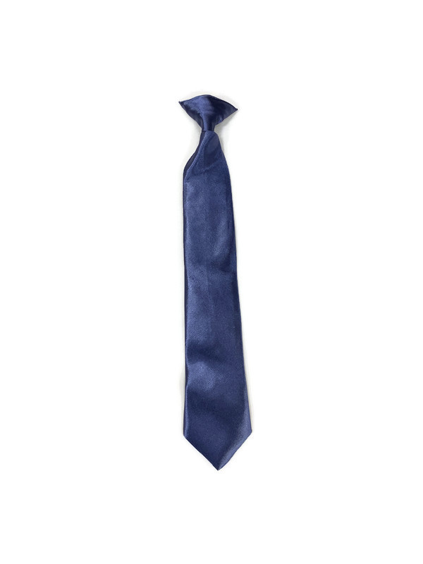 * CLIP-ON TIE / CHARCOAL / Clip-on Tie