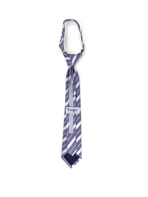 * TIES PATTERN / LIGHT GRAY 23 / Adjustable Patterned Ties
