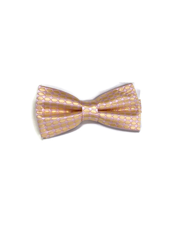 * BOW TIE / PINK YELLOW / Bow Tie