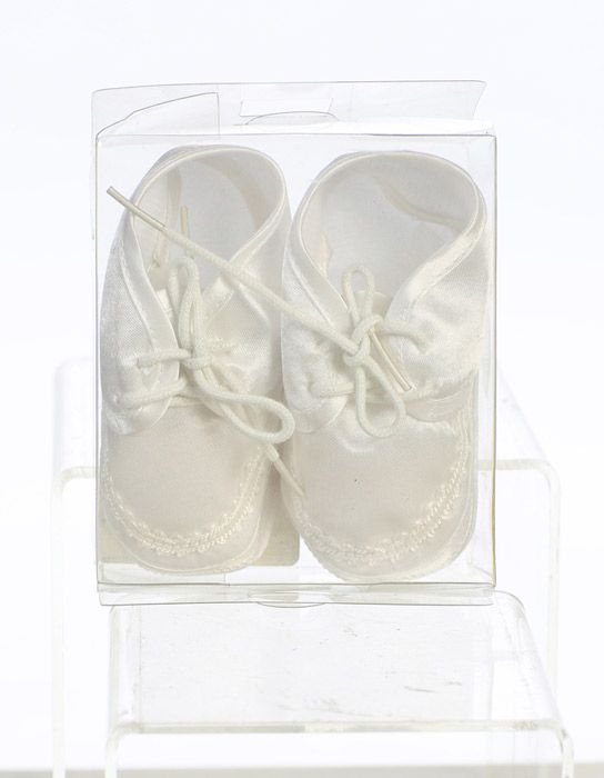 BABY SHOES / 9707 / BOY'S SMALL LACE