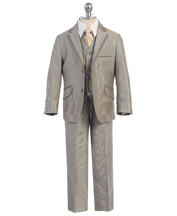 XF-458 / SLIM FIT SUIT 2/7 / CHAMPAGNE
