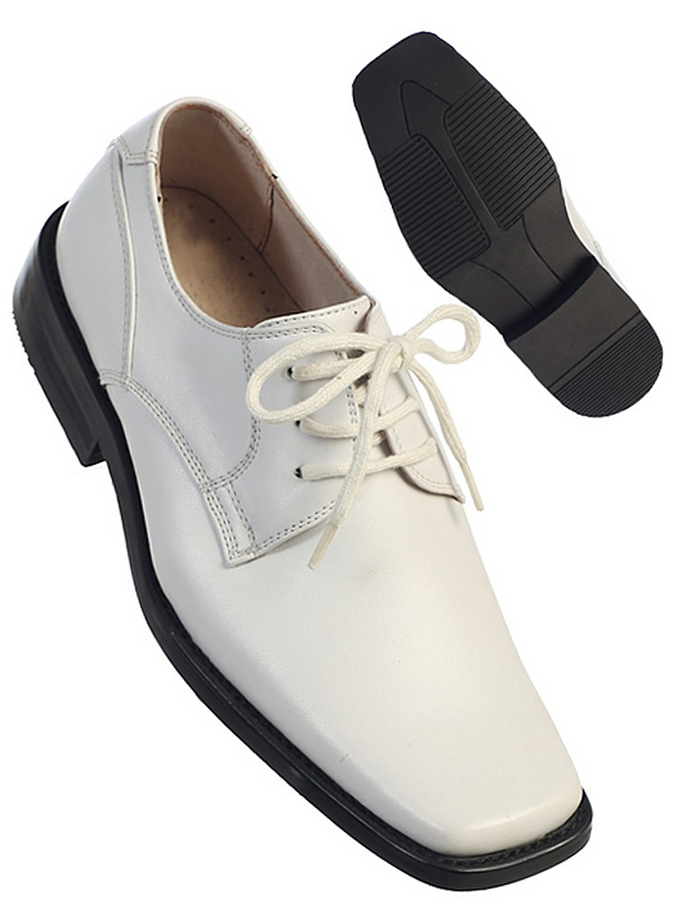 728 / WHITE SHOES 7-12 / WHITE
