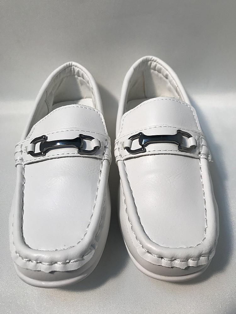 733 / WHITE SHOES 6-11 / WHITE