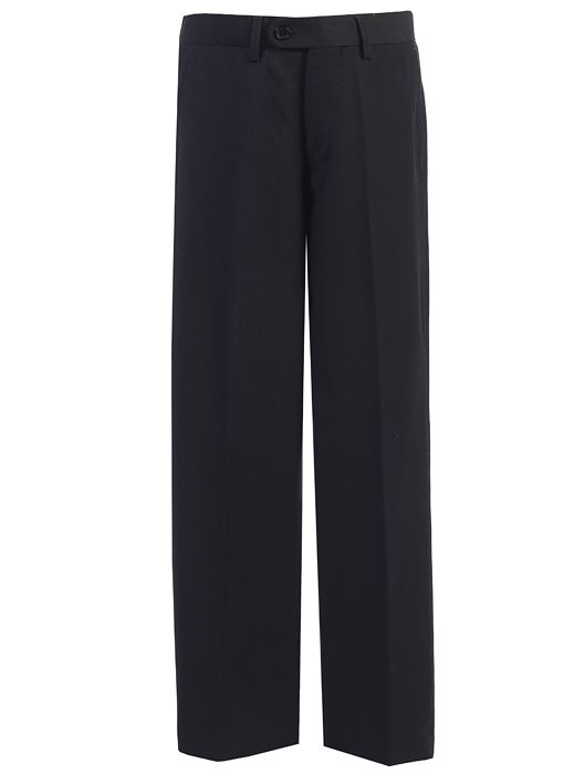 500 / SLIM FIT PANTS -2 / BLACK