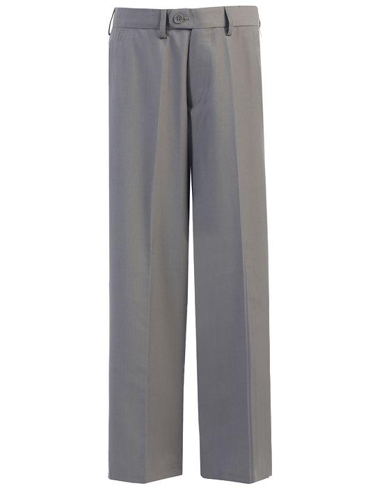 500 / SLIM FIT PANTS -2 / LIGHT GRAY