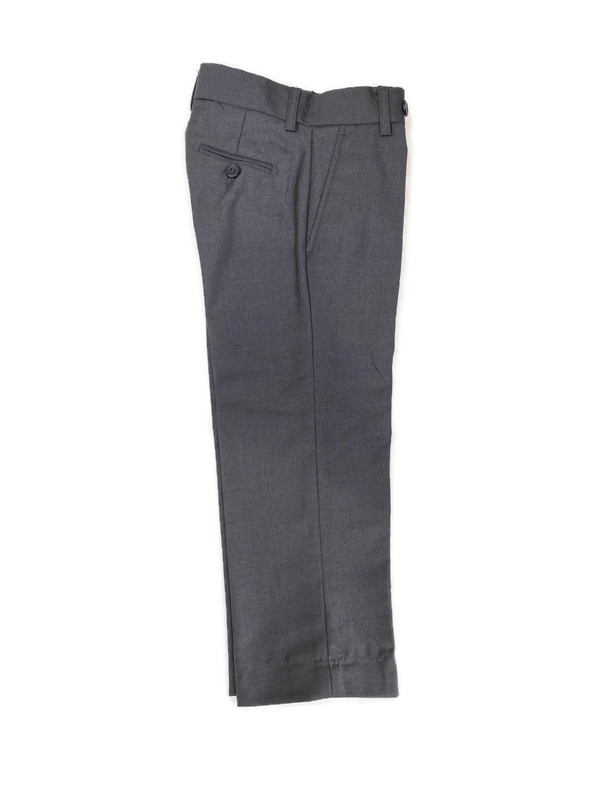 500 / SLIM FIT PANTS -2 / DARK GRAY