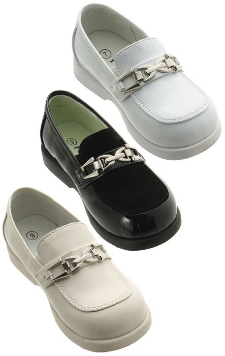 293 / BUCKLE SHOES 2/10 / WHITE